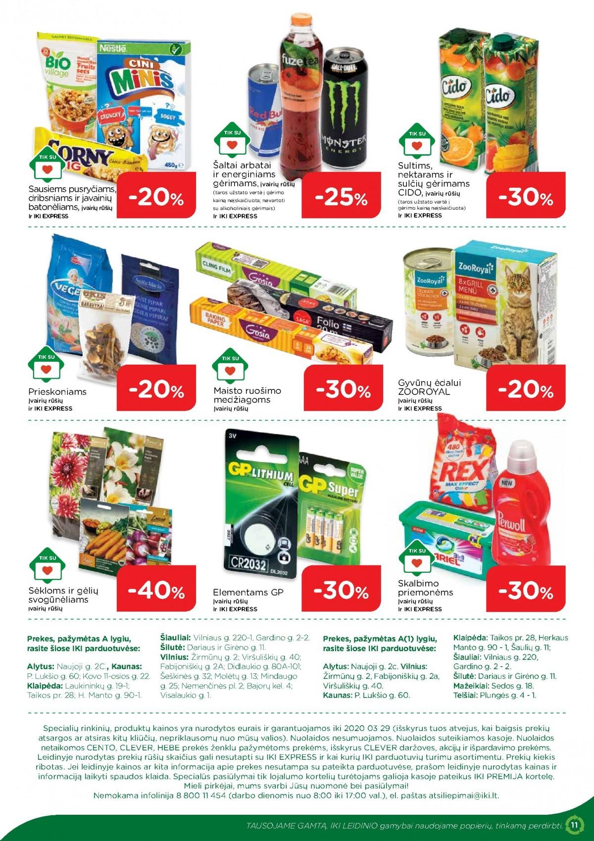 IKI šviežio maisto receptai Nr. 13 page 11