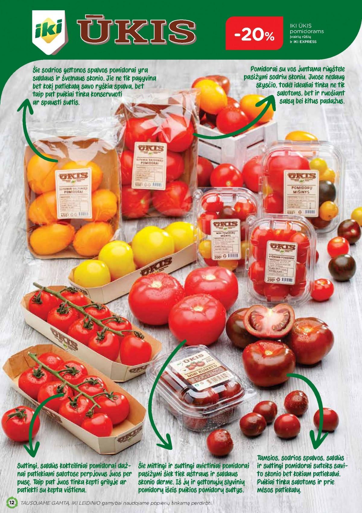 IKI šviežio maisto receptai Nr. 13 page 12