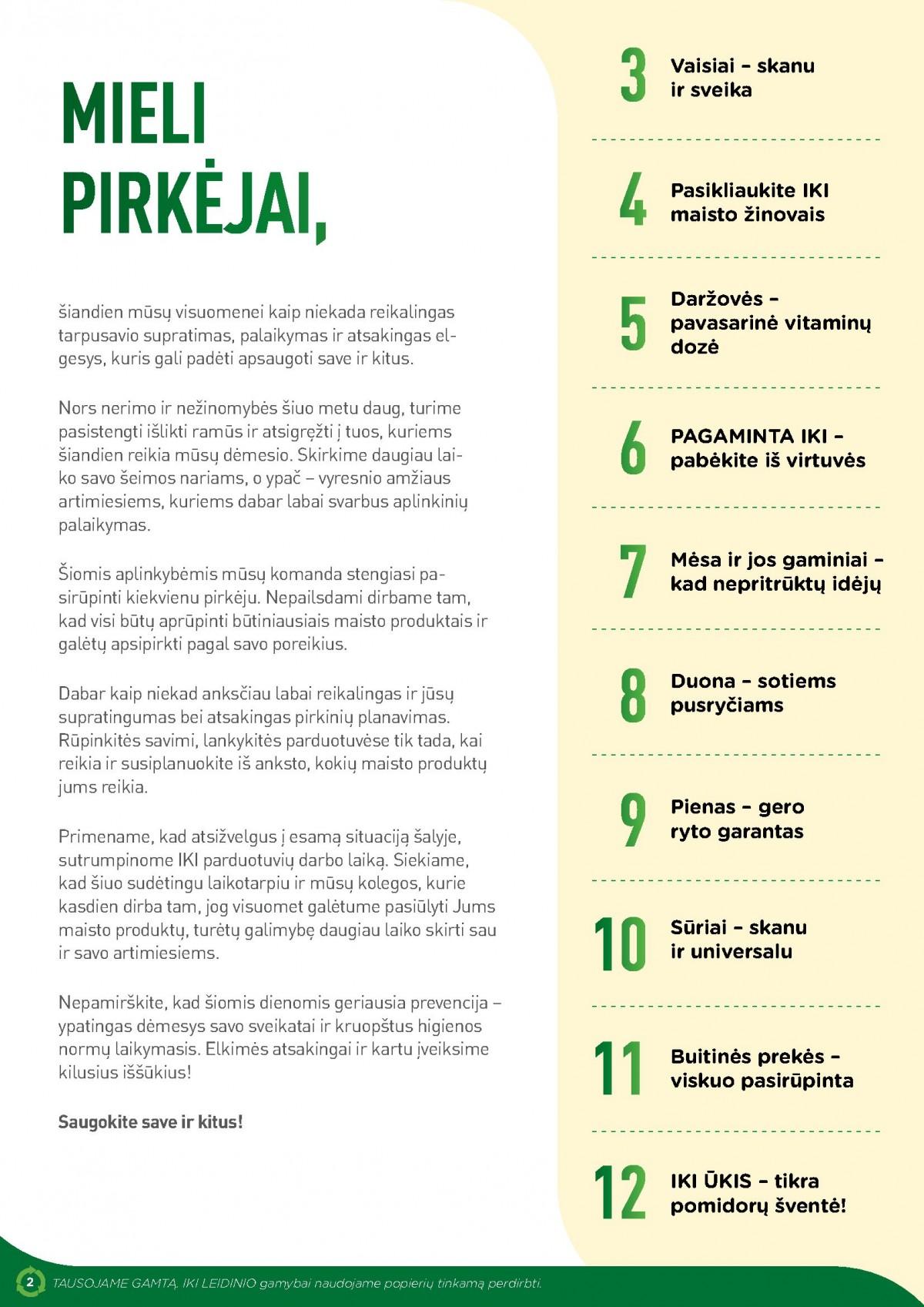 IKI šviežio maisto receptai Nr. 13 page 2