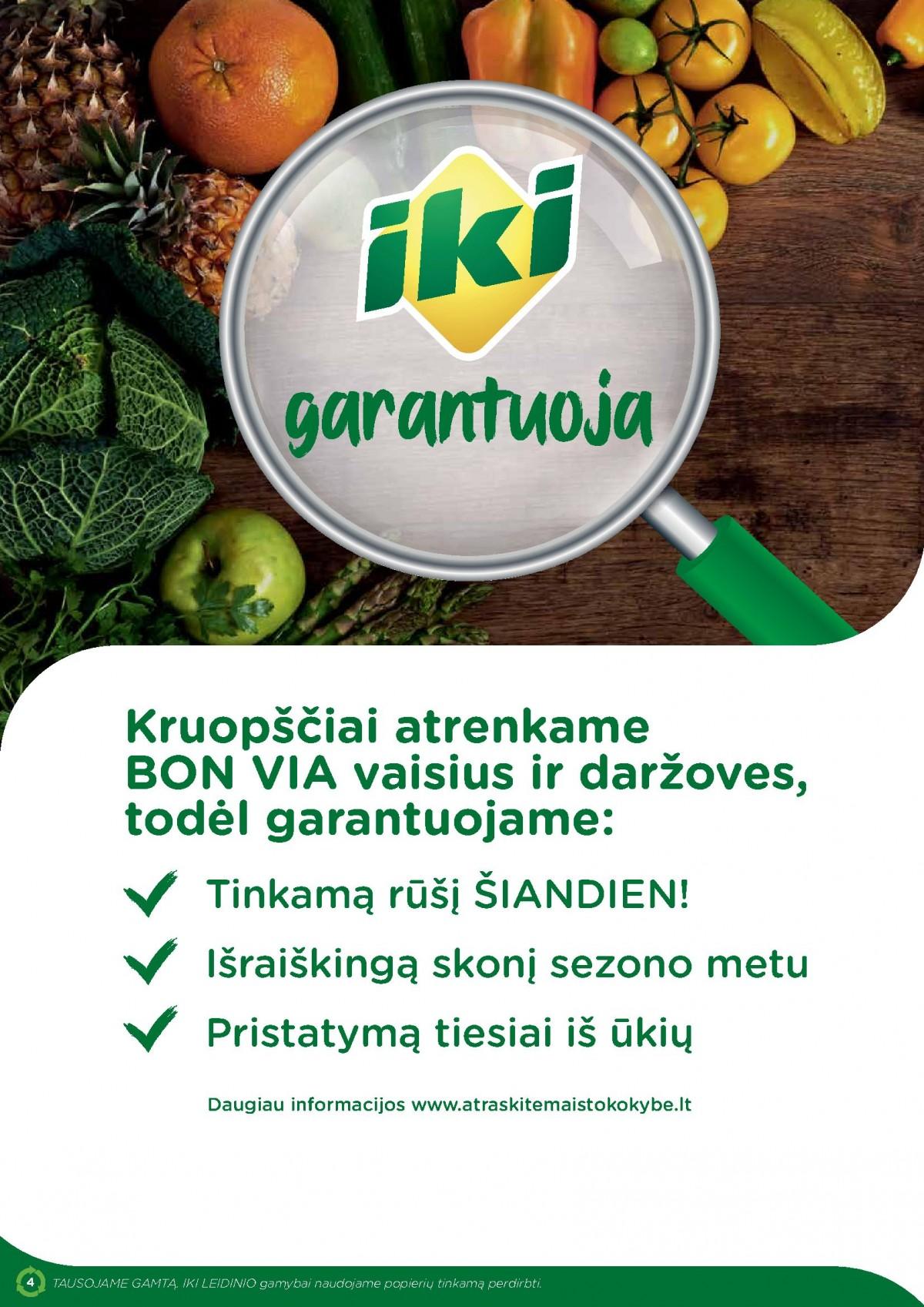 IKI šviežio maisto receptai Nr. 13 page 4