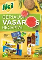 Geriausi vasaros receptai