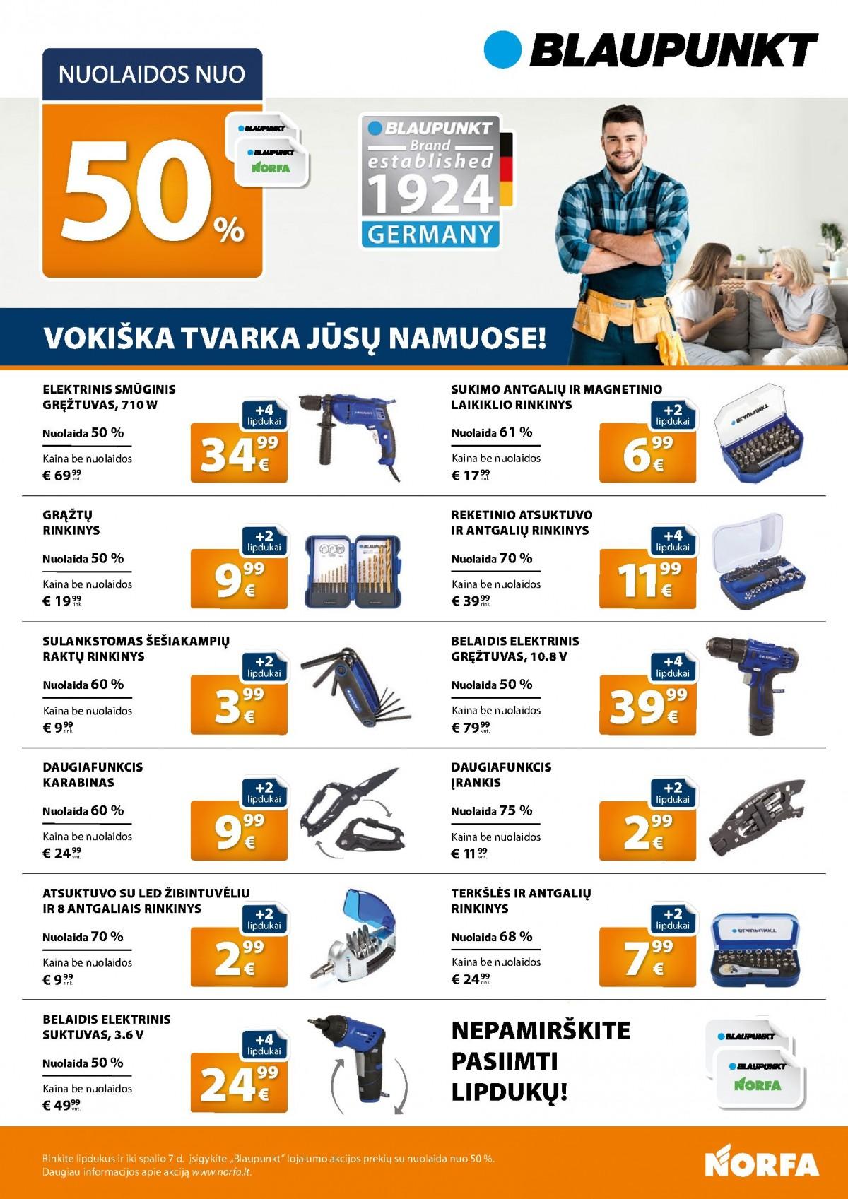NAUJAS NORFA kaininis leidinys Nr.14 (2020.07.23- 2020.08.05) page 20
