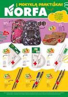 NORFA kaininis leidinys Nr.15 (2020.08.06- 2020.08.19)