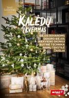 Kalėdų įkvėpimas. Dovanų ir šventinių dekoracijų katalogas