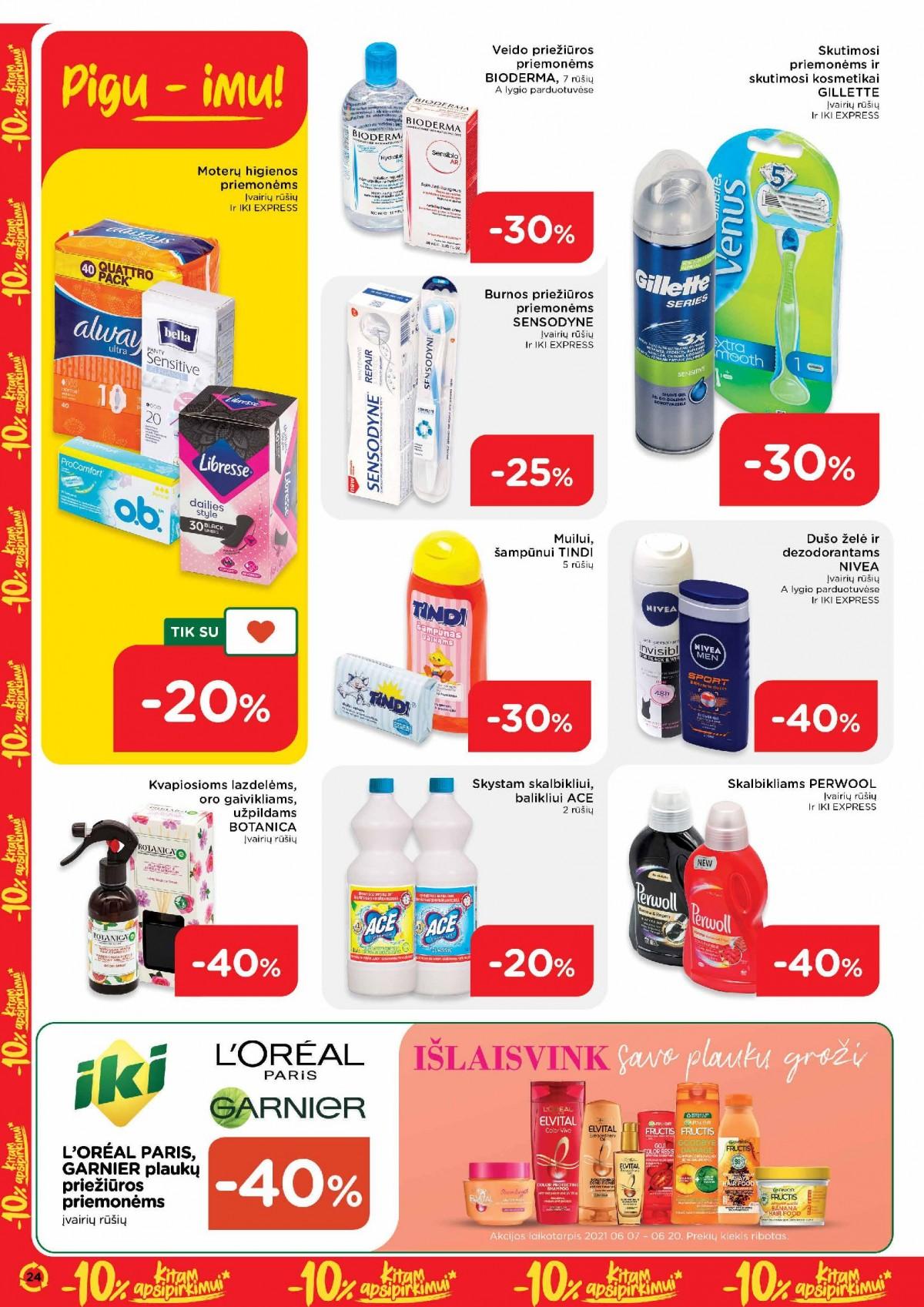 Pasiimkite 10% kitam apsipirkimui! Nr. 23 page 24